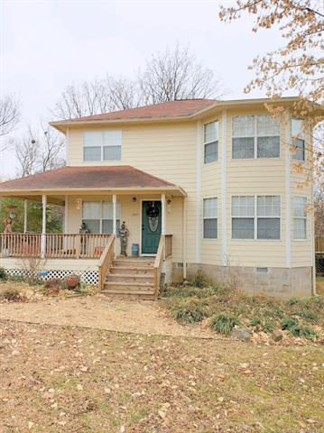 3045 W 830th Road, Fort Gibson, OK 74434 (MLS #1843232) :: American Home Team