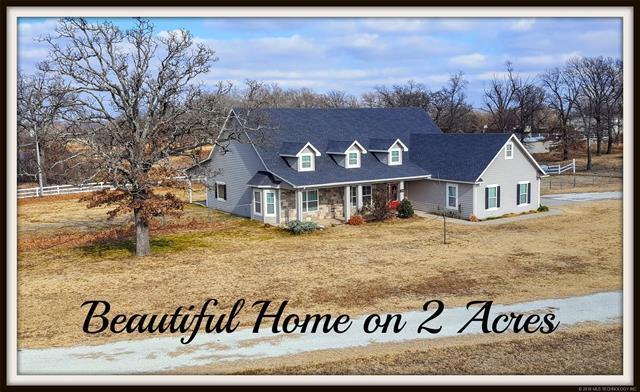 9580 County Road 1539, Ada, OK 74820 (MLS #1844851) :: American Home Team