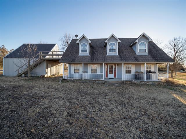 10036 N 36 Avenue W, Sperry, OK 74073 (MLS #1900700) :: Hopper Group at RE/MAX Results