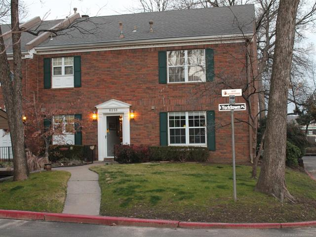 6253 S Yorktown Place #24, Tulsa, OK 74136 (MLS #1902001) :: Hopper Group at RE/MAX Results