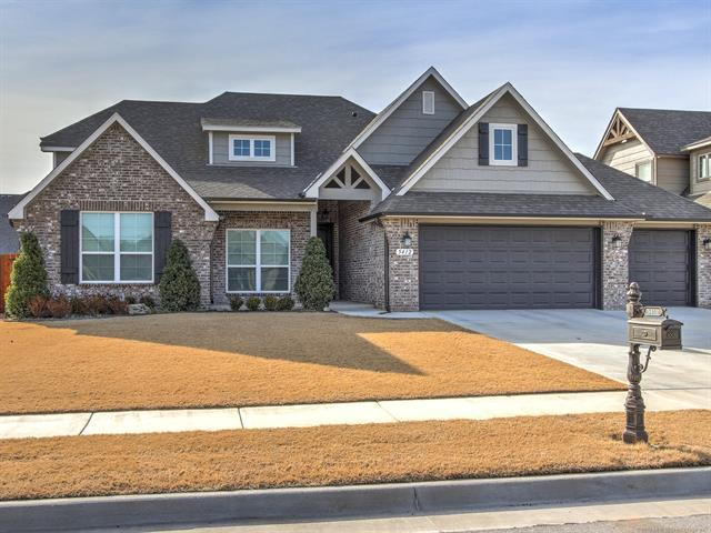5412 E 122nd Street S, Bixby, OK 74008 (MLS #1902354) :: American Home Team