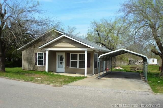 408 W Franklin Street, Maud, OK 74854 (MLS #1904820) :: Hopper Group at RE/MAX Results