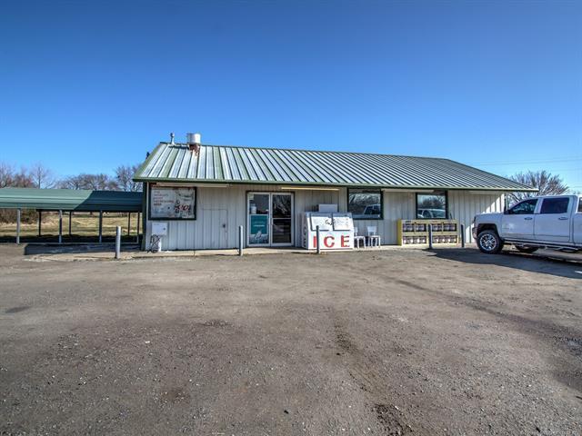 510 S 3rd Street, Wainwright, OK 74468 (MLS #1905518) :: Hopper Group at RE/MAX Results