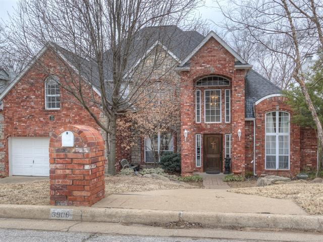 3906 S 74th West Avenue, Tulsa, OK 74107 (MLS #1905948) :: RE/MAX T-town