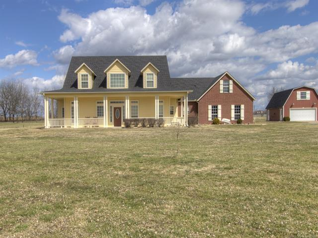 12725 S Brookdale Street, Oologah, OK 74053 (MLS #1909832) :: Hopper Group at RE/MAX Results