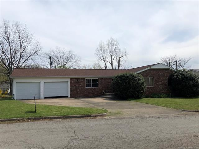 130 Jensen Street, Wilburton, OK 74578 (MLS #1911571) :: Hopper Group at RE/MAX Results