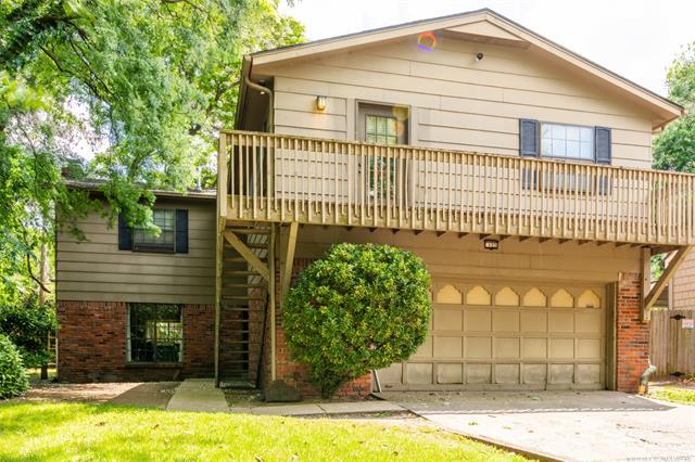 122 E 22nd Street, Tulsa, OK 74114 (MLS #1919918) :: 918HomeTeam - KW Realty Preferred
