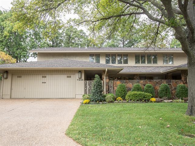7242 S Gary Avenue 3B, Tulsa, OK 74136 (MLS #1922529) :: Hopper Group at RE/MAX Results