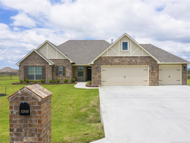 12838 N 44th East Avenue, Skiatook, OK 74070 (MLS #1922658) :: Hopper Group at RE/MAX Results