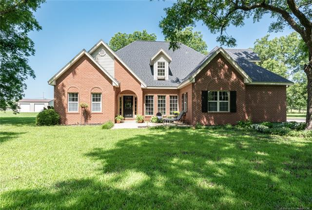 11034 N 68th West Avenue, Sperry, OK 74073 (MLS #1923586) :: Hopper Group at RE/MAX Results