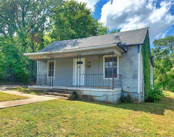 114 N Mounds Street, Sapulpa, OK 74066 (MLS #1925665) :: Hopper Group at RE/MAX Results