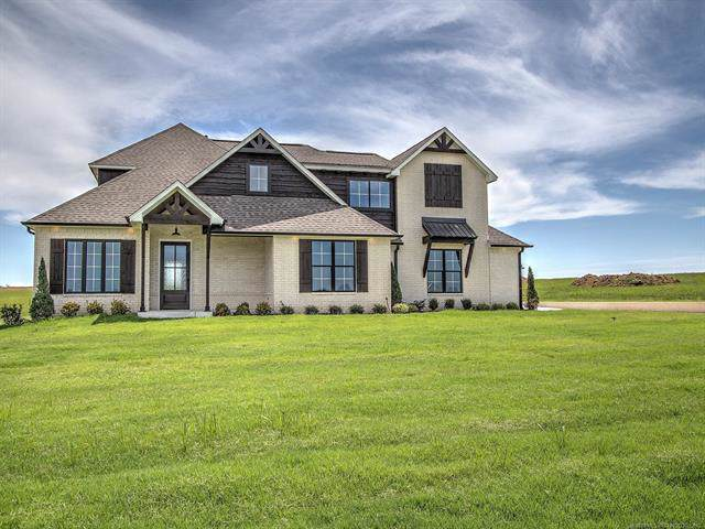10117 Cowboy Ridge Drive, Coweta, OK 74429 (MLS #1925667) :: 918HomeTeam - KW Realty Preferred