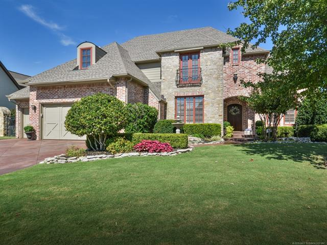 8761 E 105th Place, Tulsa, OK 74133 (MLS #1925825) :: Hopper Group at RE/MAX Results