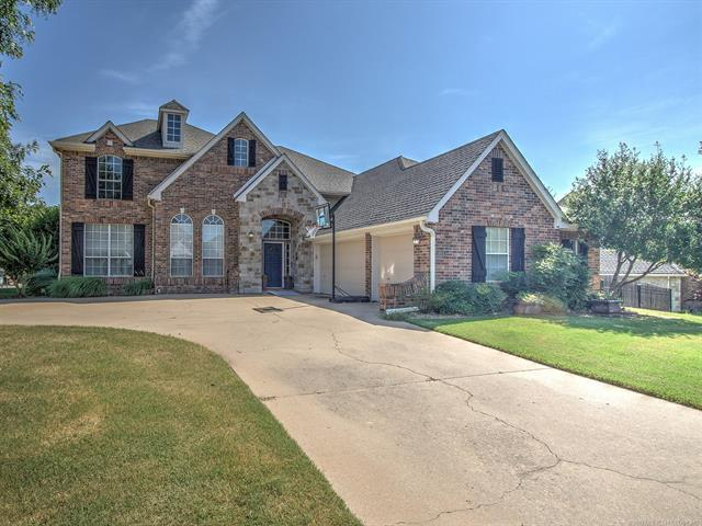 103 E 124th Street S, Jenks, OK 74037 (MLS #1925838) :: Hopper Group at RE/MAX Results