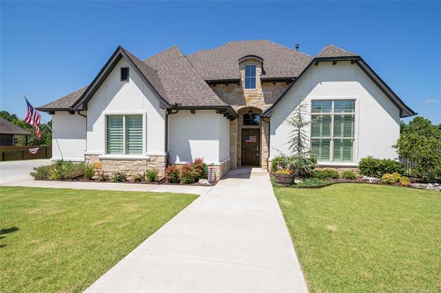 7104 S Sycamore Avenue, Broken Arrow, OK 74011 (MLS #1926542) :: Hopper Group at RE/MAX Results