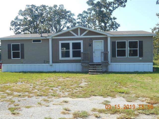 54100 E 233 Road, Afton, OK 74331 (MLS #1928847) :: Hopper Group at RE/MAX Results