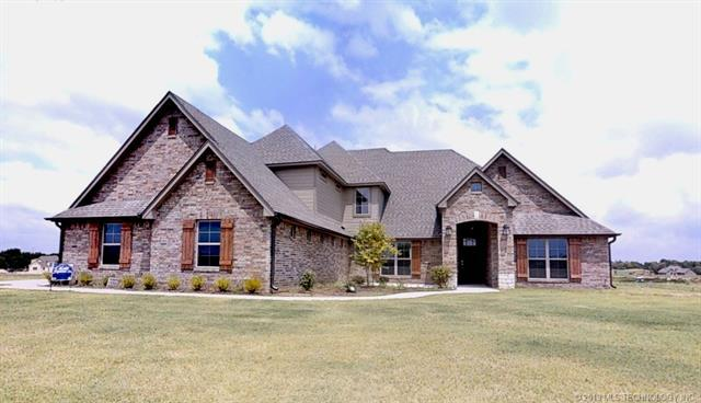 14927 E 82nd Street N, Owasso, OK 74055 (MLS #1928960) :: Hopper Group at RE/MAX Results