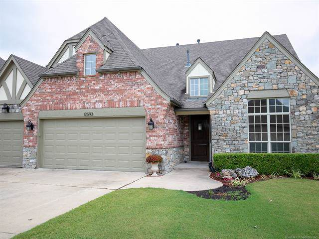 12593 S 67th Avenue E, Bixby, OK 74008 (MLS #1932333) :: Hopper Group at RE/MAX Results