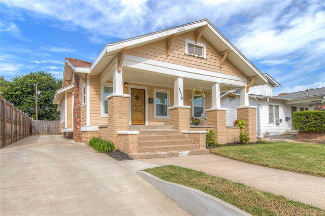 1316 N Main Street, Tulsa, OK 74106 (MLS #1933242) :: Hopper Group at RE/MAX Results