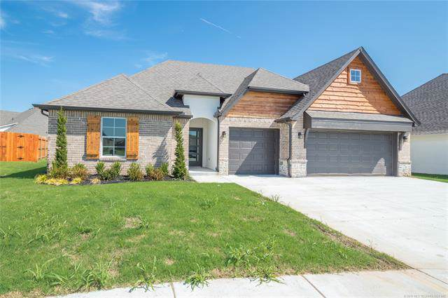 7423 E 125th Street S, Bixby, OK 74008 (MLS #1933528) :: Hopper Group at RE/MAX Results