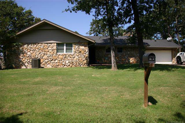 4 Lookout Lane, Sand Springs, OK 74063 (MLS #1933732) :: Hopper Group at RE/MAX Results