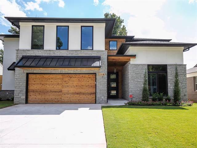 208 E 35th Street, Tulsa, OK 74105 (MLS #1933790) :: Hopper Group at RE/MAX Results