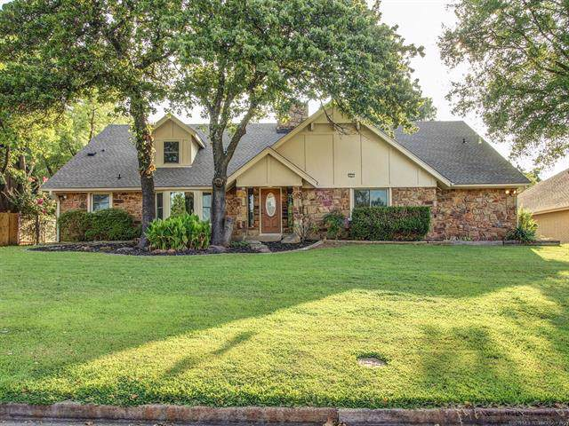 7637 S Quebec Place, Tulsa, OK 74136 (MLS #1934065) :: Hopper Group at RE/MAX Results