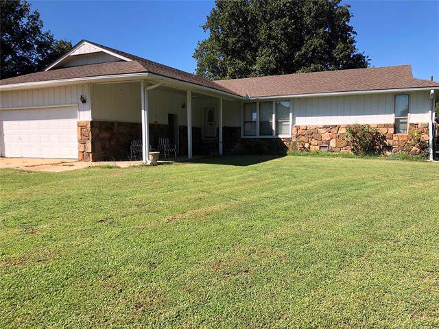 15 Ridgeway Lane, Eufaula, OK 74432 (MLS #1935590) :: Hopper Group at RE/MAX Results