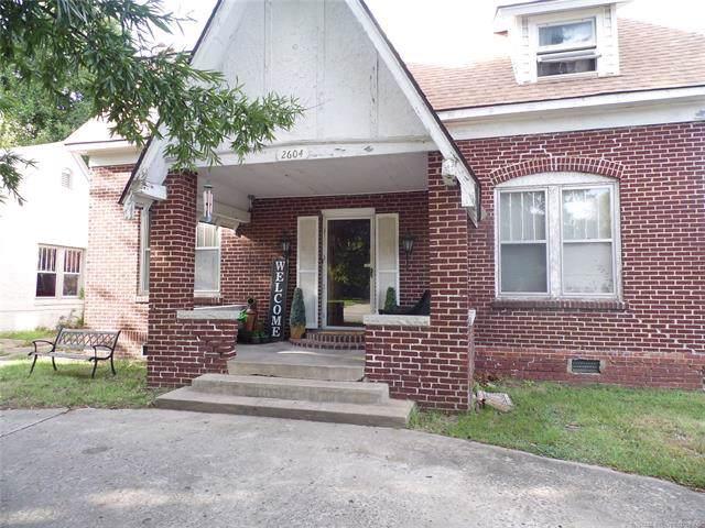 2604 W Okmulgee Street, Muskogee, OK 74401 (MLS #1935857) :: 918HomeTeam - KW Realty Preferred