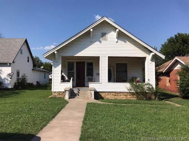 207 W Adams Street, Mcalester, OK 74501 (MLS #1936238) :: 918HomeTeam - KW Realty Preferred