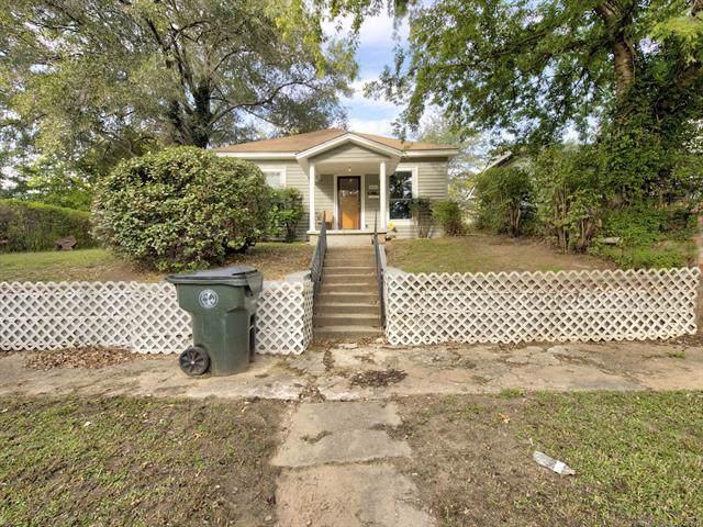 408 S Delaware Avenue, Okmulgee, OK 74447 (MLS #1936473) :: 918HomeTeam - KW Realty Preferred
