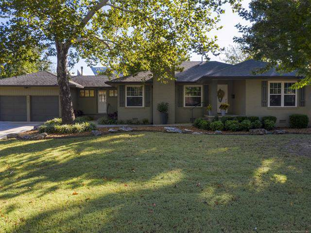 3447 S Gary Place, Tulsa, OK 74105 (MLS #1936530) :: 918HomeTeam - KW Realty Preferred