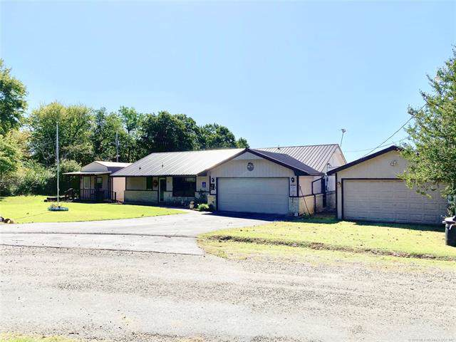 377 Timberline Road, Stigler, OK 74462 (MLS #1936570) :: Hopper Group at RE/MAX Results