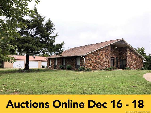 12611 S 285th East Avenue, Coweta, OK 74429 (MLS #1936798) :: Hopper Group at RE/MAX Results