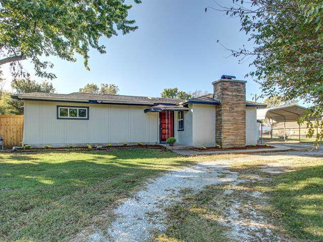 3708 W 61st Street S, Tulsa, OK 74131 (MLS #1937327) :: Hopper Group at RE/MAX Results
