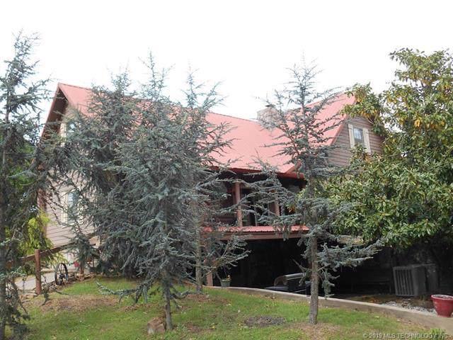 23012 Shade Tree Lane, Poteau, OK 74953 (MLS #1937399) :: 918HomeTeam - KW Realty Preferred