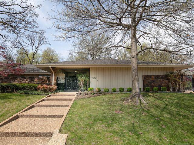 7236 S Gary Avenue #4, Tulsa, OK 74136 (MLS #1937568) :: Hopper Group at RE/MAX Results
