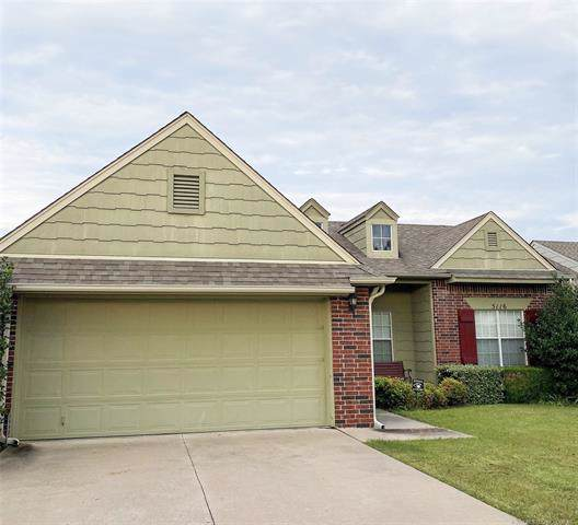 5116 N 34th Street, Broken Arrow, OK 74014 (MLS #1937903) :: 918HomeTeam - KW Realty Preferred