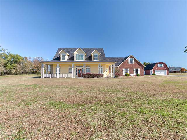 12725 S Brookdale Street, Oologah, OK 74053 (MLS #1938431) :: Hopper Group at RE/MAX Results