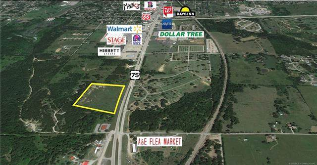 2800 S Hwy 75, Okmulgee, OK 74447 (MLS #1938475) :: Active Real Estate