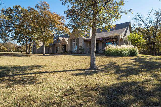 10500 251st Street, Beggs, OK 74421 (MLS #1939674) :: Hopper Group at RE/MAX Results