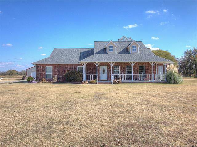 8250 N 242 Road, Beggs, OK 74421 (MLS #1939914) :: Hopper Group at RE/MAX Results