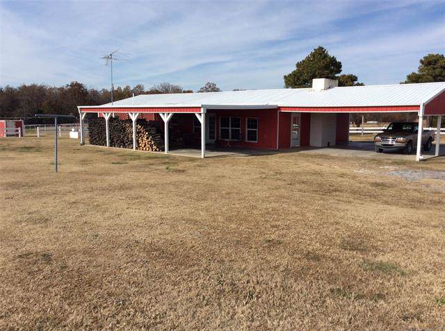 13384 E 570 Road, Rose, OK 74364 (MLS #1940099) :: Hopper Group at RE/MAX Results