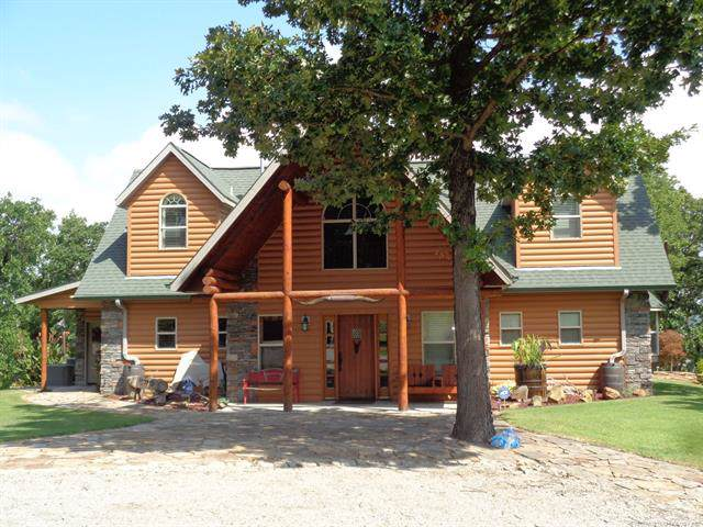 1837 State Hwy 9A, Eufaula, OK 74432 (MLS #1940249) :: Hopper Group at RE/MAX Results