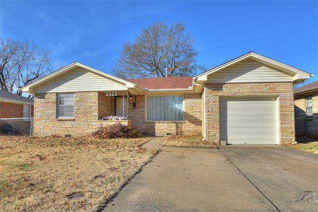 114 S 74th East Avenue, Tulsa, OK 74112 (MLS #1942041) :: Hopper Group at RE/MAX Results