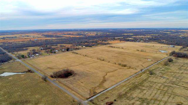 S Yale Avenue, Mounds, OK 74047 (MLS #1943099) :: Hopper Group at RE/MAX Results