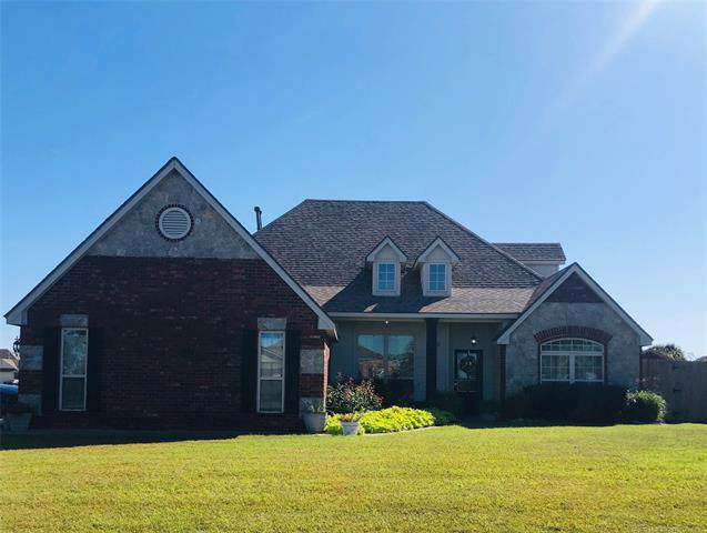 5750 E 145th Street N, Collinsville, OK 74021 (MLS #1943162) :: Hopper Group at RE/MAX Results