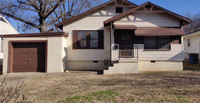 715 N Oswego Avenue, Tulsa, OK 74115 (MLS #1943434) :: Hopper Group at RE/MAX Results