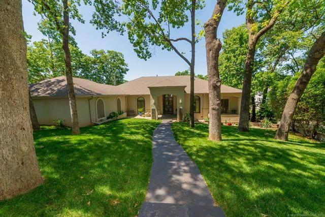 4101 E 98th Street, Tulsa, OK 74137 (MLS #1943621) :: 580 Realty
