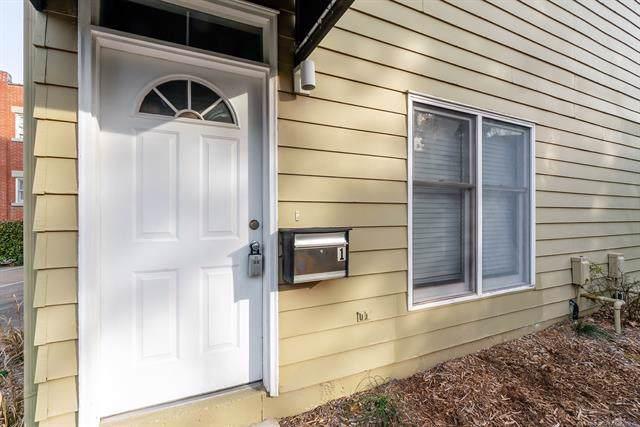 1621 S Quaker Avenue #1, Tulsa, OK 74120 (MLS #2001838) :: 918HomeTeam - KW Realty Preferred
